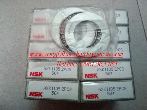VÒNG BI BẠC ĐẠN AXK1105 NSK