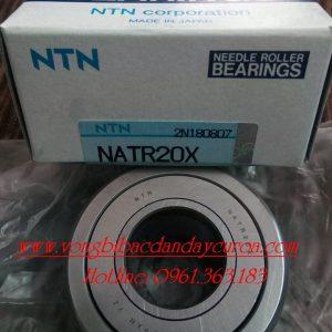 VÒNG BI - BẠC ĐẠN - NATR20X NTN