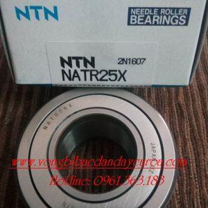 VÒNG BI - BẠC ĐẠN - NATR25X NTN