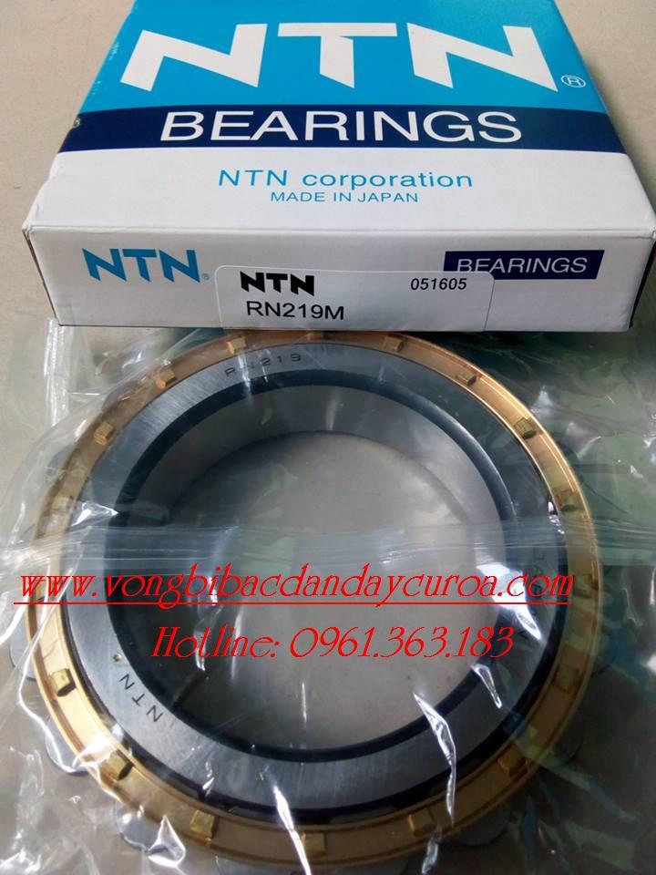 VÒNG BI - BẠC ĐẠN - RN219M NTN