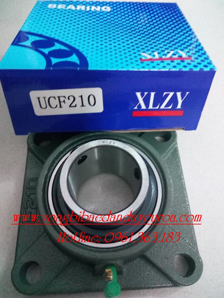 VÒNG BI - BẠC ĐẠN - UCF210 XLZY