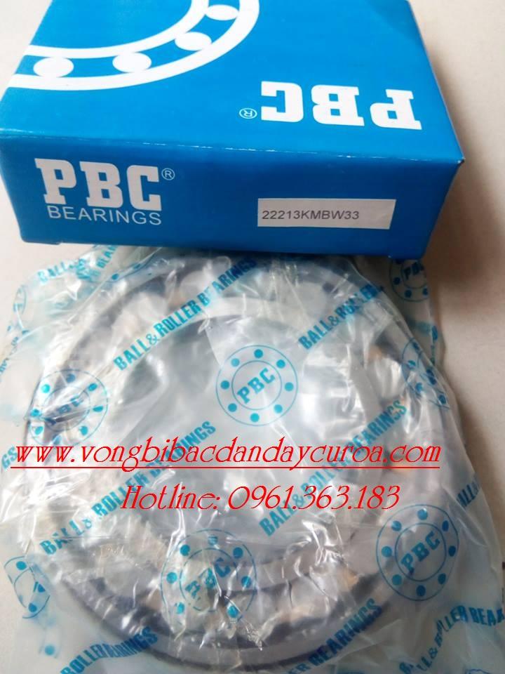 VÒNG BI - BẠC ĐẠN - 22213-KMBW33 PBC