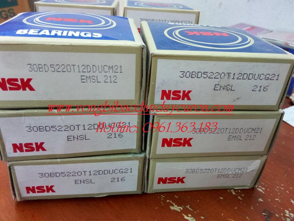 VÒNG BI - BẠC ĐẠN 30BD5220T12DDUCM21 NSK