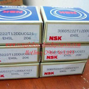 VÒNG BI - BẠC ĐẠN 30BD5222T12DDUCG21 NSK