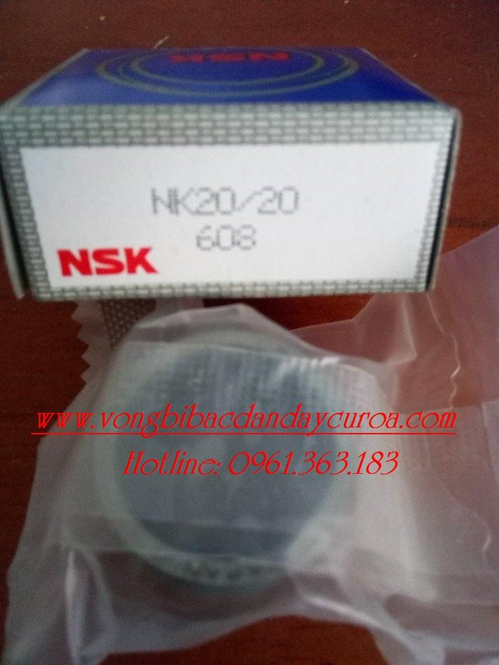 VÒNG BI NK20.20 NSK