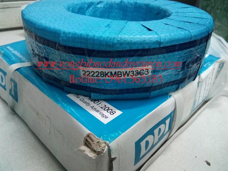 VÒNG BI - BẠC ĐẠN 22228 KMBW33C3 DPI