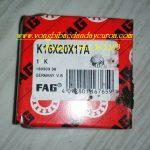 VÒNG BI BẠC ĐẠN K16X20X17A FAG