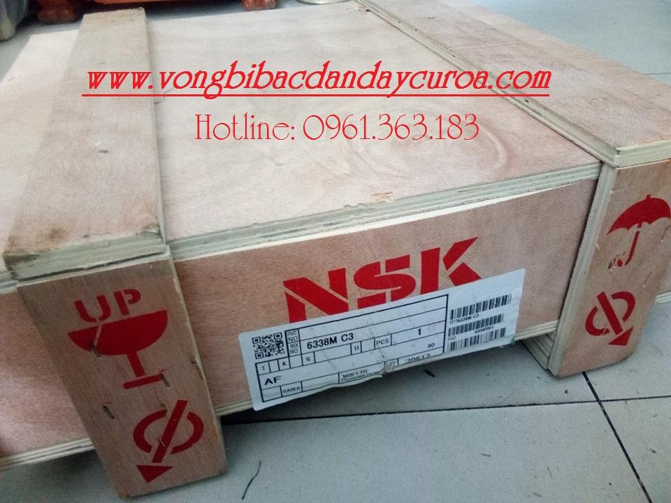 BẠC ĐẠN 6338MC3 NSK
